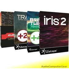 iZotope CREATIVE BUNDLE EDU  w/ BreakTweaker + Iris2 + Stutter Edit + Trash2 NEW