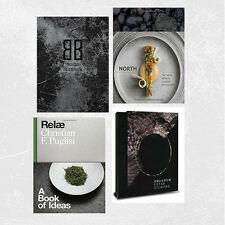 Dabbous Bloomsbury Cookery 4 Books Collections Set Relae A Book of Ideas,Organum