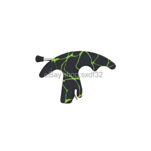 3 Finger Strong Plastic Archery Release Aid Compound Bows Release For Arrow