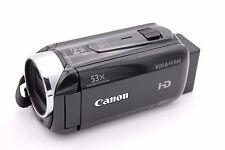 Canon VIXIA HF R40 HD 53x Image Stabilized Optical Zoom 8 GB Camcorder- Black