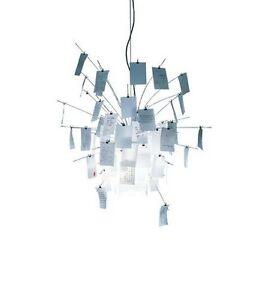 INGO MAURER lampada a sospensione ZETTEL\'Z 6 L 200 cm   eBay