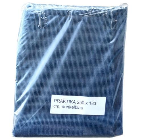 Anti-dérapant résistant BO-CARPET zeltteppich couleur bleu sélection