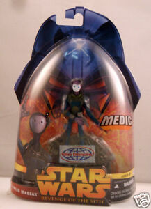 Star Wars Revenge Of The Sith Figure 39 Polis Massan Action Figure Ebay