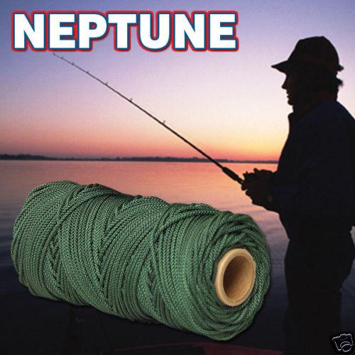 Sunset Neptune Nylon Braided Leader Line Sz300 SS102240