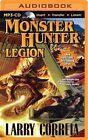 Monster Hunter Legion by Larry Correia (CD-Audio, 2014)