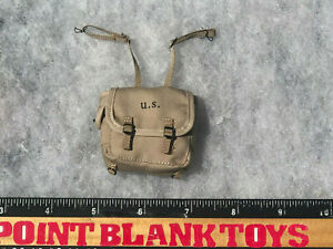 FACEPOOL Musette Bag WWII US PLATOON LEADER EASY COMPANY 1/6 ACTION FIGURE TOYS