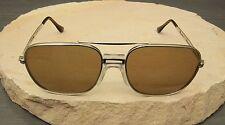 ORIGINAL Vintage 70er Herren Sonnenbrille / NEU / 70th Mens Sunglasses NEW K72
