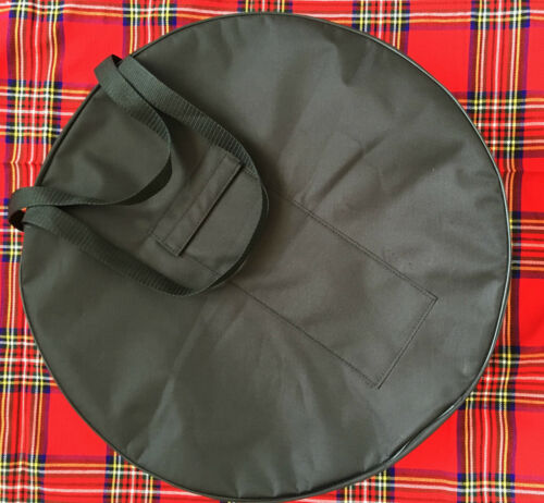 "Irish 18/"" Bodhran Drum Nylon Cover Case Bag."
