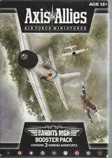 Axis and Allies Air Miniatures Bandits High Booster