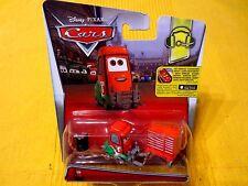 Disney Pixar Cars Set Alex Machino Team Francesco Bernoulli 2016 Serie NEU