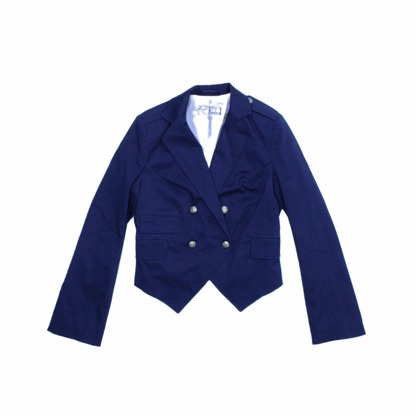 Firetrap Women's Jacket S Colour: Blue