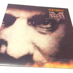 Eurythmics-039-1984-039-Original-Pressing-Vinyl-LP-in-Excellent-Condition-EX-EX