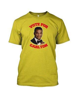Free Shipping New Carlton Banks Thug Life Men/'s White T-Shirt Size S to 3XL
