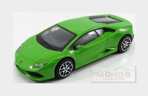 Lamborghini Huracan Lp610-4 2014 Green Met BURAGO 1:43 BU30290GR