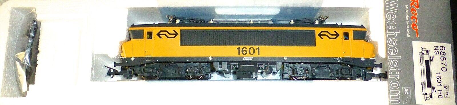NS Series 1600 E-Locomotive for Märklin Ac Digital Roco 68670 Ovp H0 1 87 Hi2 Μ