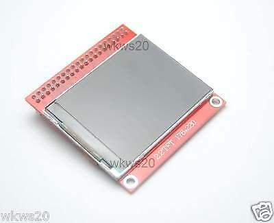 "2.2"" inch 220x176 TFT LCD module w/SD cage S6D0164 arduino DUE MEGA 2.8 4.3"
