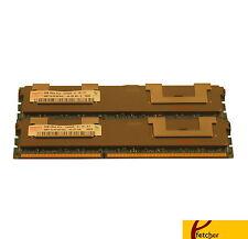 8GB (2 x 4GB) DDR3 ECC REG. MEMORY FOR DELL PRECISION WORKSTATION T5500, T7500