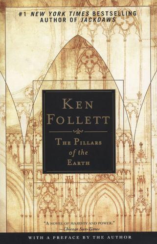 The Pillars of the Earth by Ken Follett (2002, Paperbac