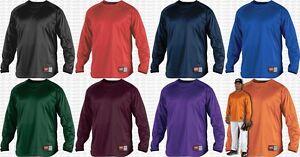Rawlings-Baseball-Softball-Fleece-Warm-Up-Pullover-Youth-and-Adult-UDFP2
