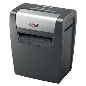Rexel Momentum X406 Office/Home 15L Cross Cut Shredder A4 Paper 6 Sheets Cutter