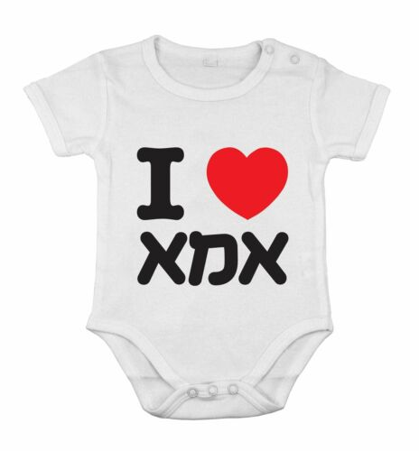 I love Mommy Shower Babygrow Grow Cute Babygrow Newborn Romper Cotton cothing
