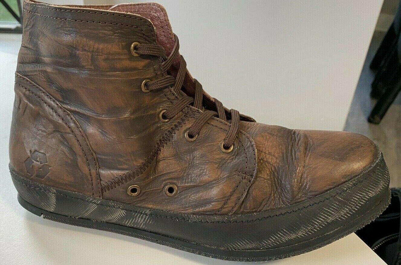 New U Roads Men`S Boots Size euro 42, U.S 9 Hi Top