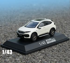 1//43 Scale Original Manufacturer Honda XN-V XNV Alloy Diecast Model Car 2 Color