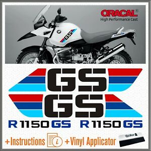 4x-R-1150-GS-custom-BMW-ADVENTURE-ADESIVI-PEGATINA-R1150-AUTOCOLLANT-R1150GS