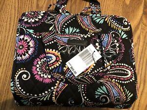 Details about NWT Vera Bradley Hanging Travel Organizer Bag ~ Bandana Swirl ~ Free Ship
