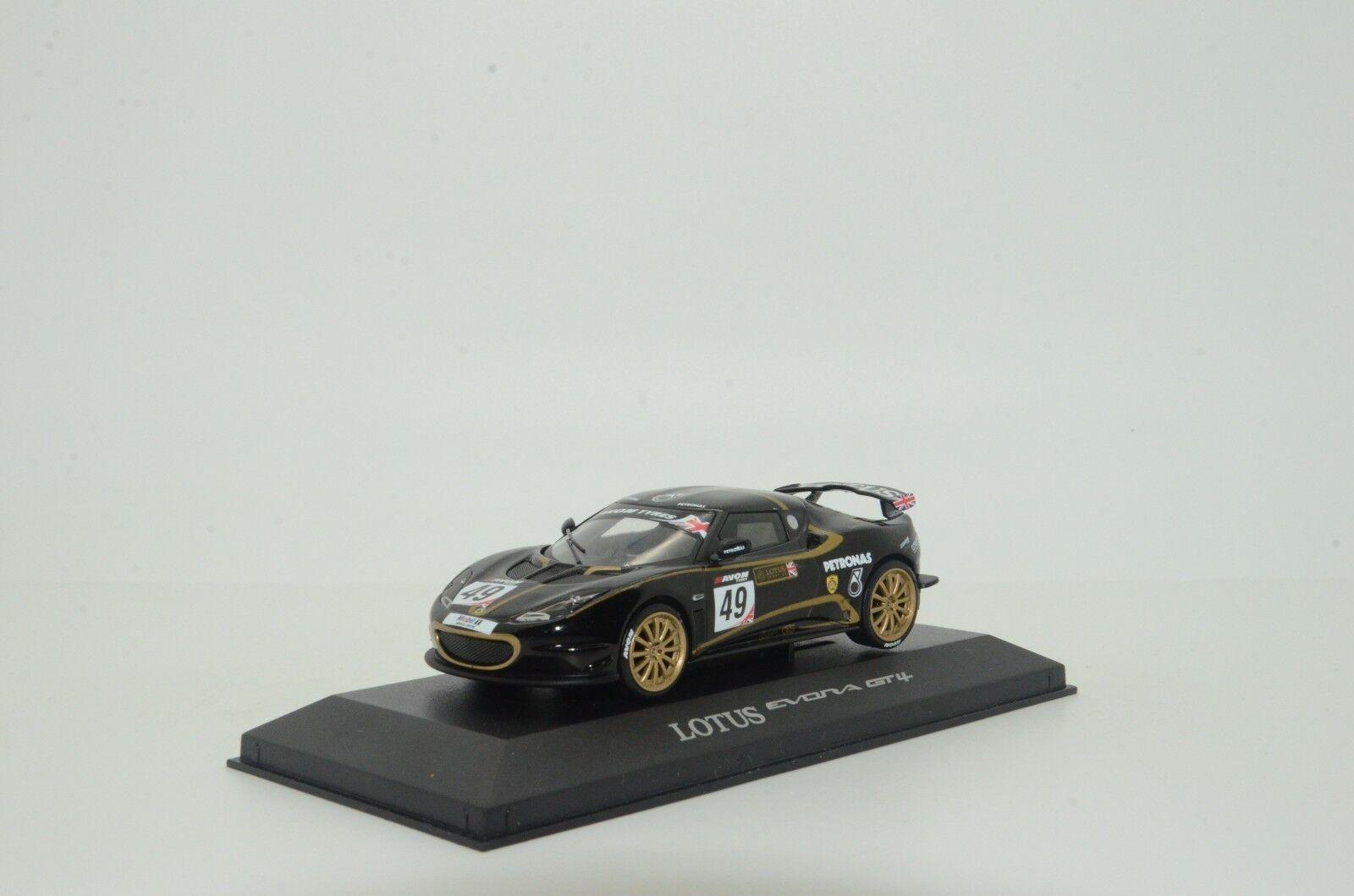 rara    Lotus Évora GT4 Corgi CC56603 1 43