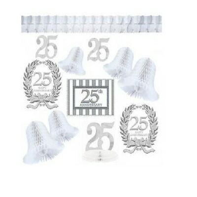 ANNIVERSARY KIT (Wedding/ Party) 25th /40th /50th 12 PIECES