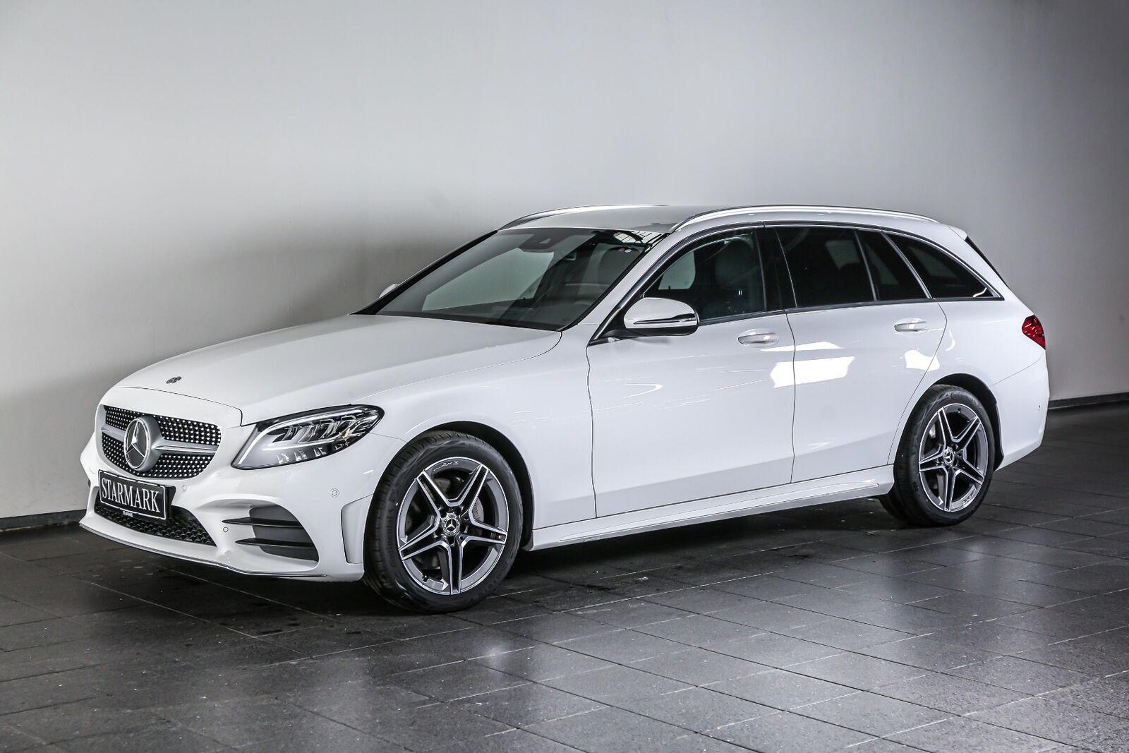 Mercedes-Benz C200 d 2,0 AMG Line stc. aut.