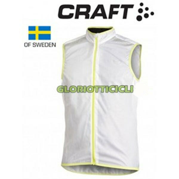 Craft Vest Windproof Perforhommece Featherlumière Vest Taille M