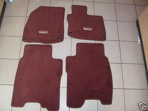 2007 Only Genuine Honda Civic FN2 Type R Brand New Carpet Mats