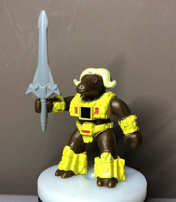 Battle Beasts - Musky Ox - Complete Complete Complete With Rub and Accessories fd1ef1