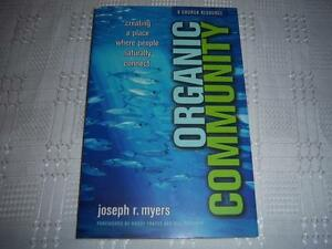 Organic-Community-By-Joseph-R-Myers-Book-A-church-resource
