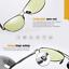 2021 Aviation Driving Photochromic Men /& Women Polarized Glasses Day Night Visio