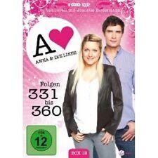 ANNA UND DIE LIEBE - BOX 12 (FOLGEN 331-360) 4 DVD NEU