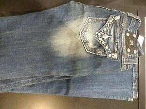 Miss Cut Jean Me Boot Pearly Jeans Pretty 0vrq0H