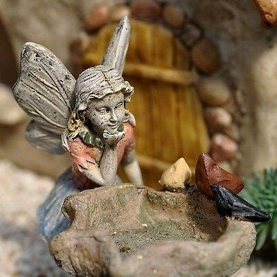 Fairy Nancy Jean Pick Dollhouse Miniature Garden Faerie WS 05