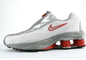 online store fa423 fb290 Image is loading NEW-RARE-Men-s-Nike-Shox-R4-Size-