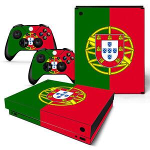 Video Game Accessories Xbox One X Skin Design Foils Aufkleber Schutzfolie Set Wood 3 Motiv