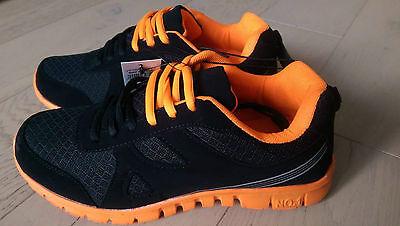 Liga Super Liviano Lace Up Gimnasio Deportes Zapatillas Zapatos Talla 43 Uk 9