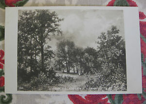 CPA-tableau-Salon-peinture-1906-Jacomin-034-L-039-orage-034-prairie-vache-campagne