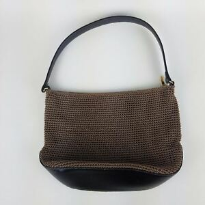 Image Is Loading The Sak By Elliott Lucca Tan Crocheted Woven