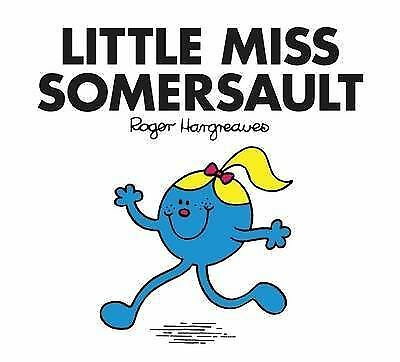 """""""AS NEW"""" Little Miss Somersault (Little Miss Classic Library), Hargreaves, Roger"""