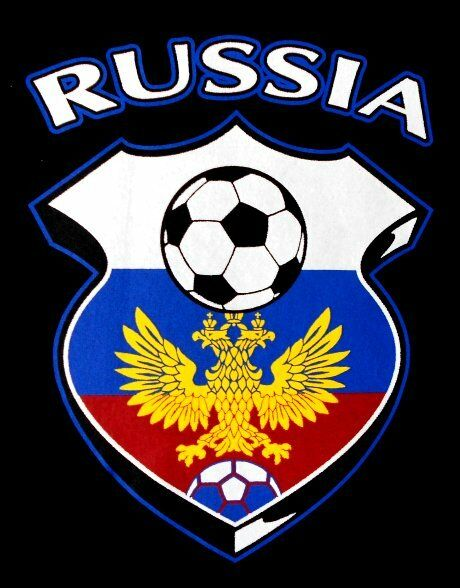 RUSSIA RUSSIAN SOCCER / FOOTBALL LEAGUE GAME ZIP HOODIE SWEATSHIRT  XT120
