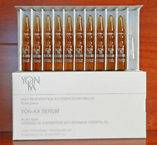 YONKA YON-KA SERUM repairing oil 20 vials x .07 oz /2ml