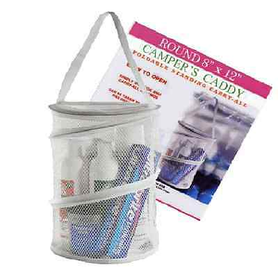 Dorm Shower Caddy Tote  Mesh *Free S&H*