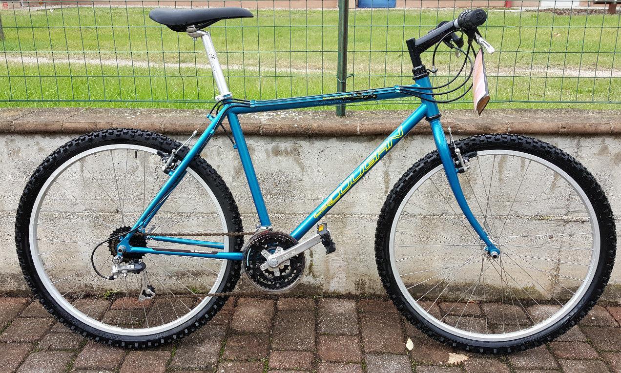 Bici MTB 26  Lee Cougan Frank GX Shimano Acera X 19,21  Mountain bike new nuova